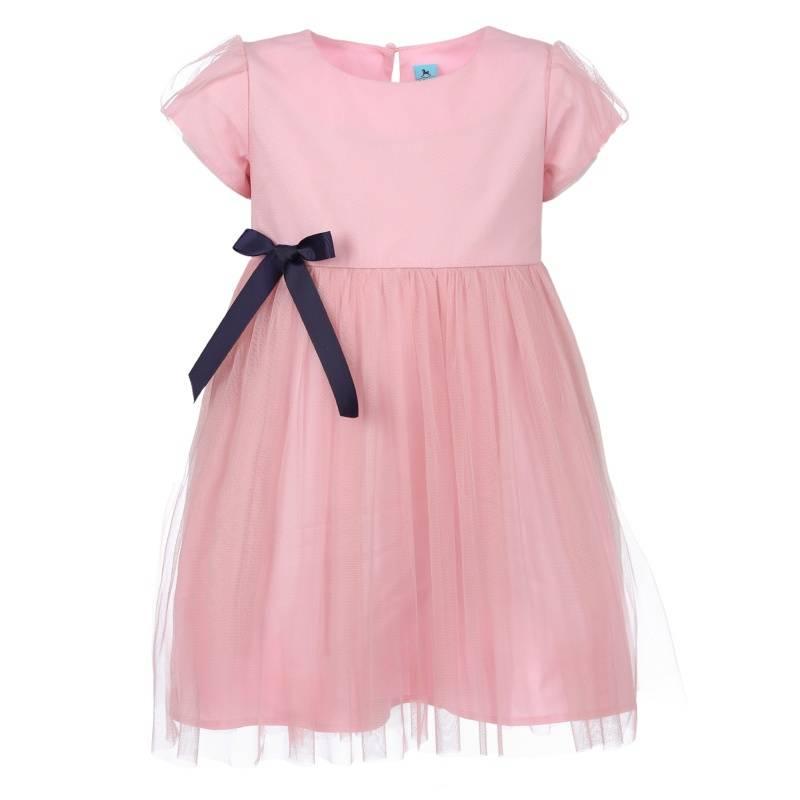 Купить Платье Goldy, цв. розовый, 122 р-р, Детские платья и сарафаны