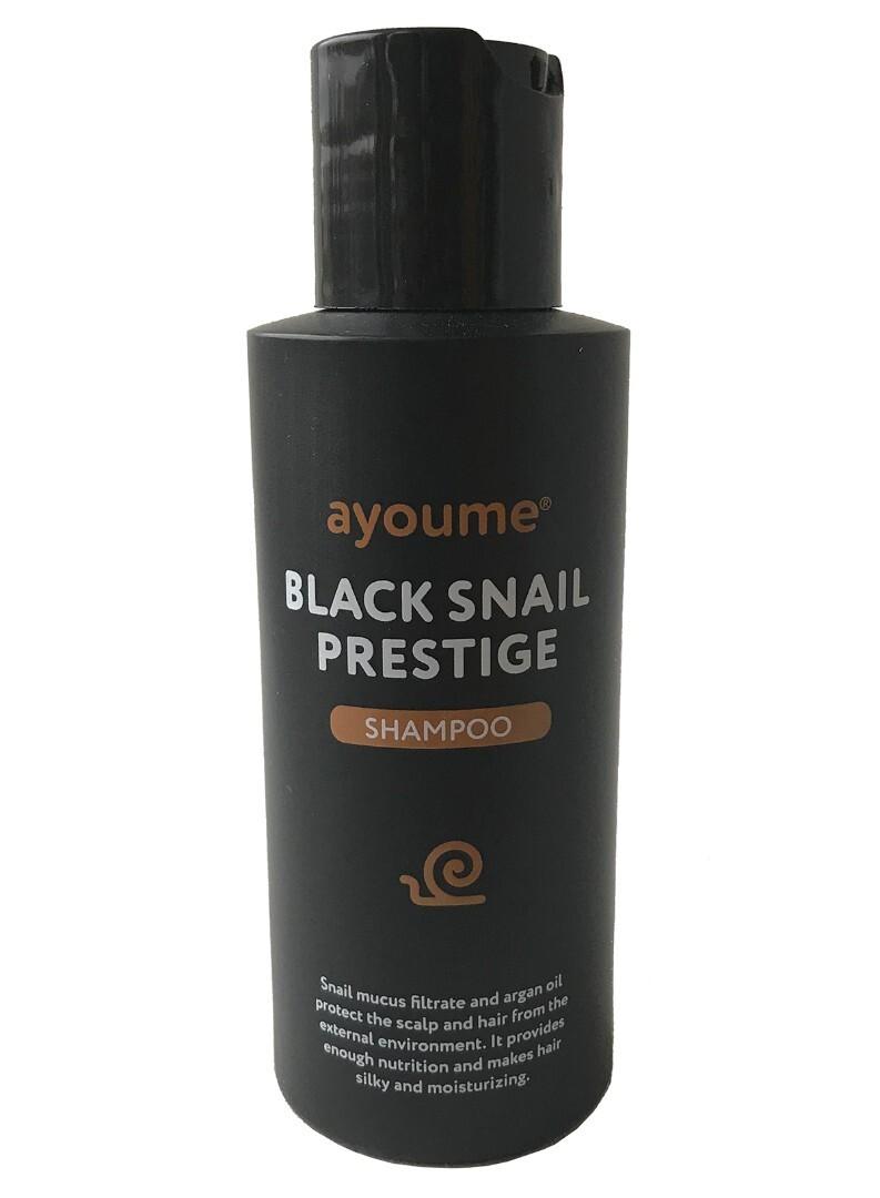 Шампунь для волос AYOUME BLACK SNAIL PRESTIGE SHAMPOO