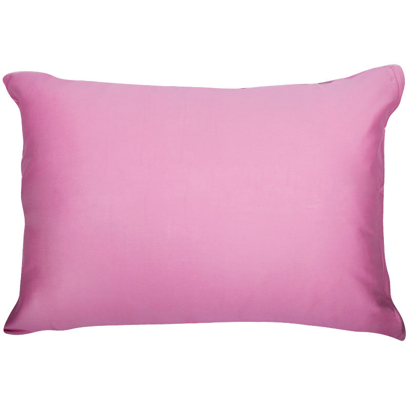 Наволочка 50x70см Angelo, цвет розовый