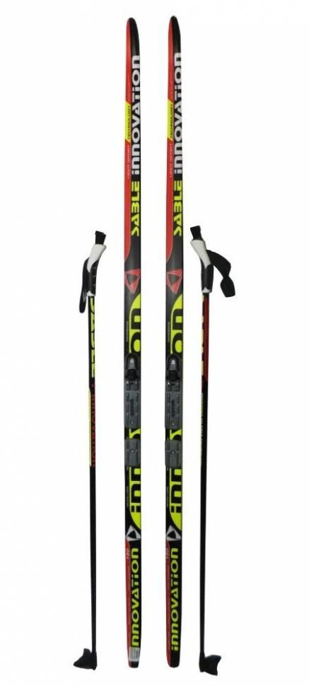 Лыжный комплект NNN Rottefella STEP INNOVATION рост