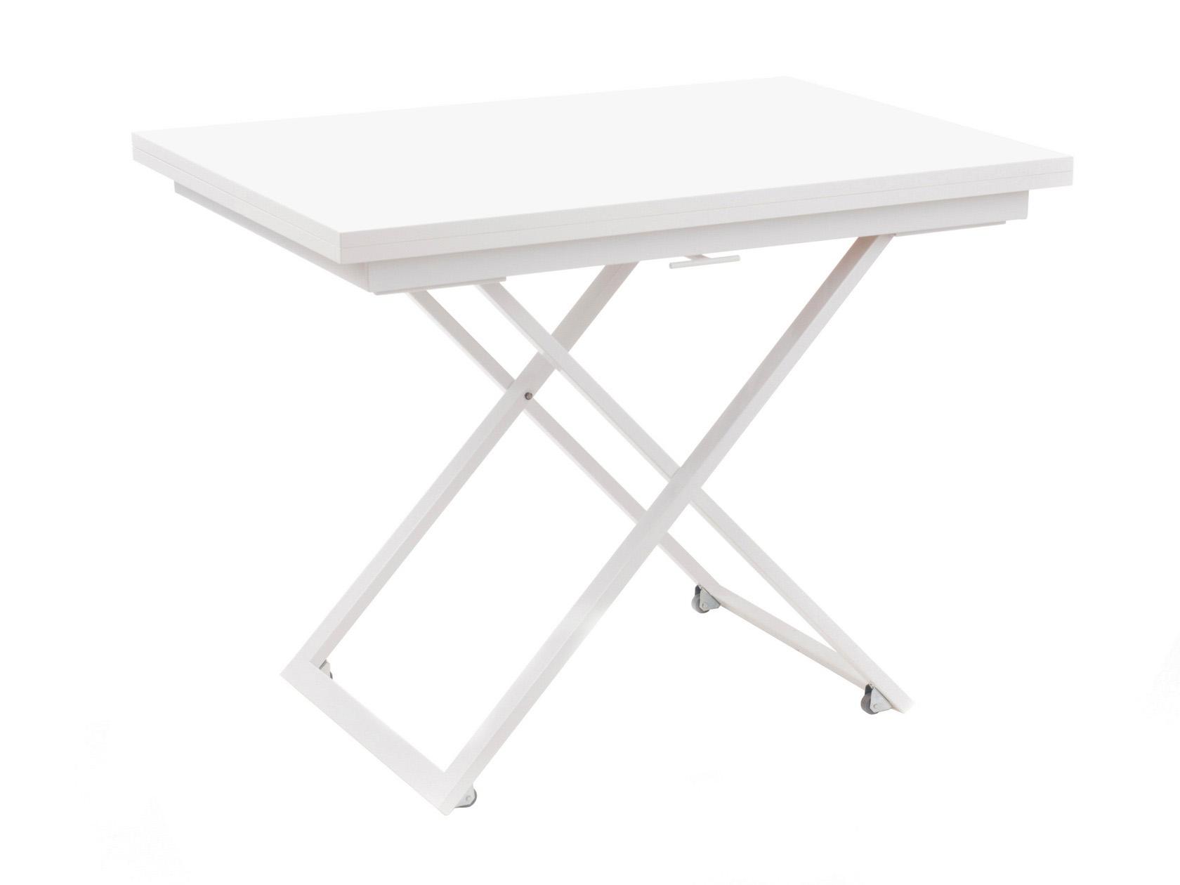 Стол трансформер Levmar Compact Белый