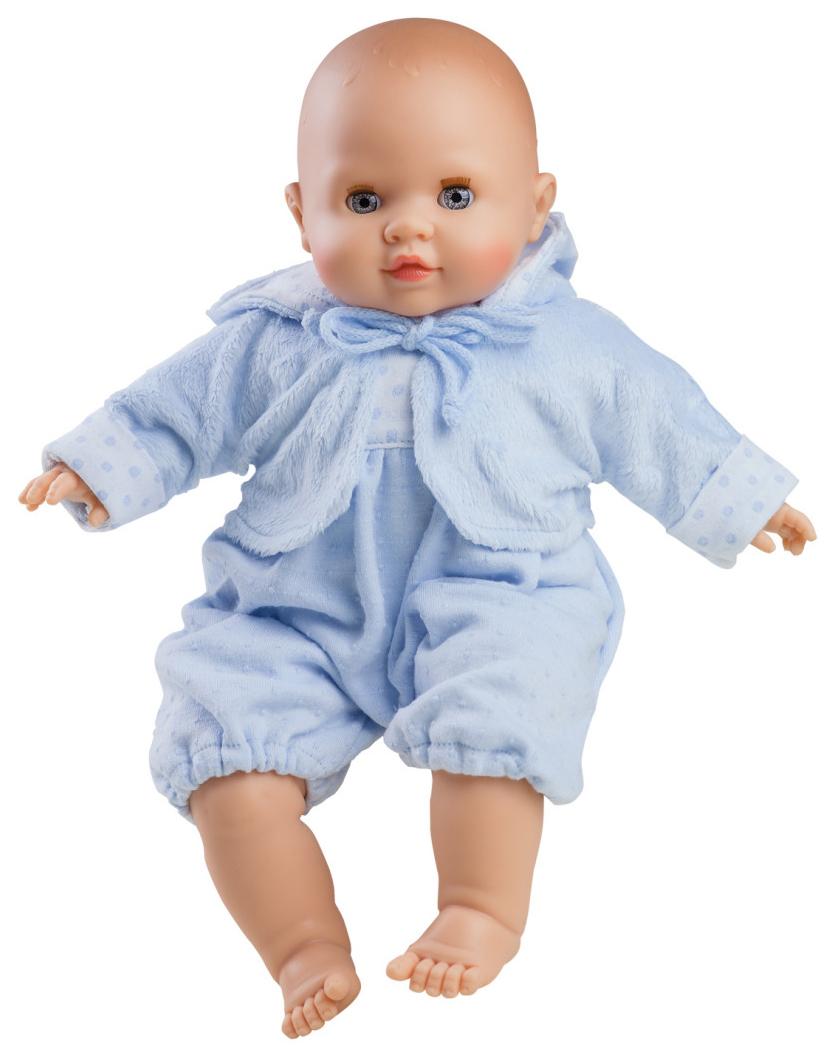 Купить Кукла Джулиус, 36 см, Paola Reina, Классические куклы