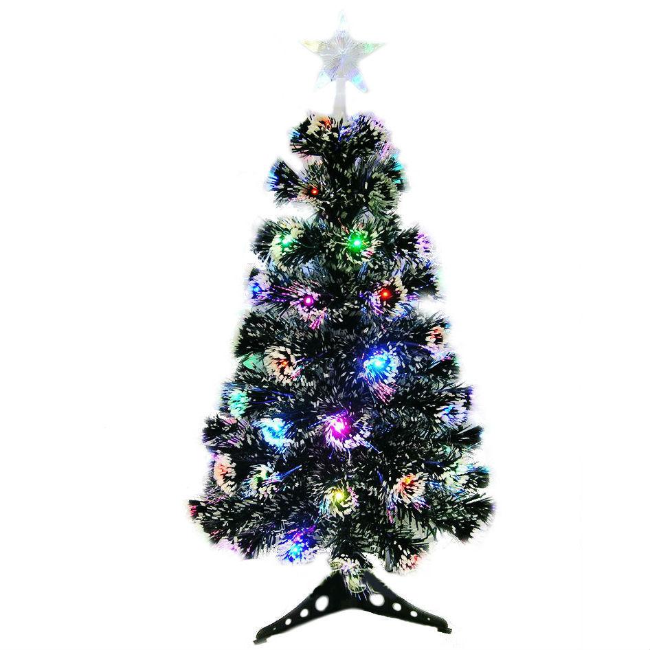 Ель заснеженная светодиодная Royal Christmas 90 см
