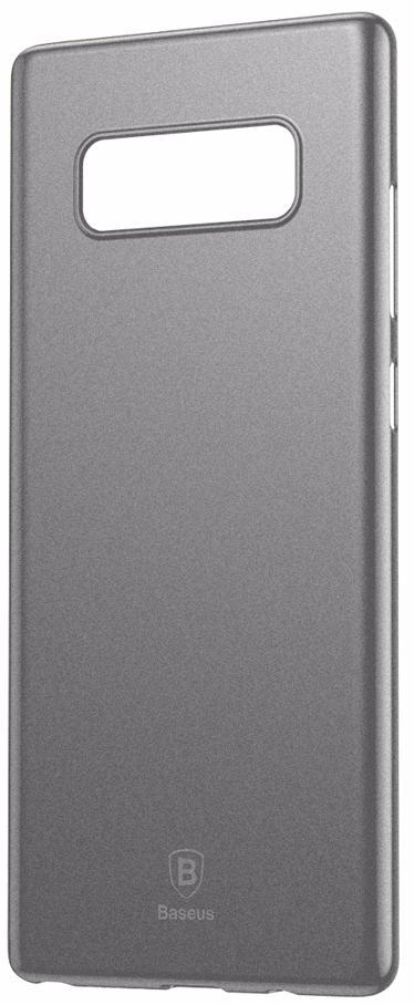 Чехол Baseus Wing Case для Samsung Galaxy Note 8 Transparent Black