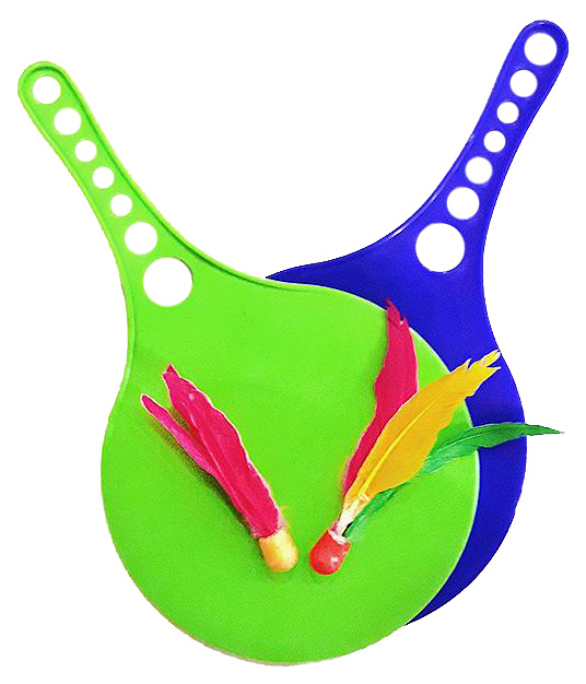Игровой набор с ракетками Shenzhen toys Батен