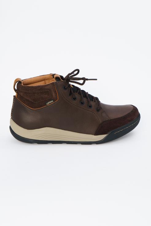 Ботинки мужские Clarks 26135409 коричневые 42.5 RU, арт. 100026022305, цена 10590 р., фото и отзывы