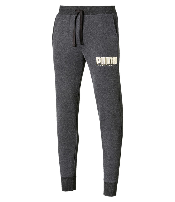Спортивные брюки Puma Athletics, grey, XL фото