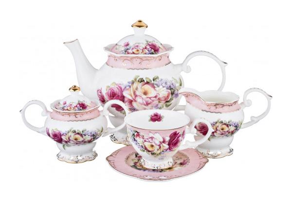 Чайный сервиз Lefard 586 342 6 пер.