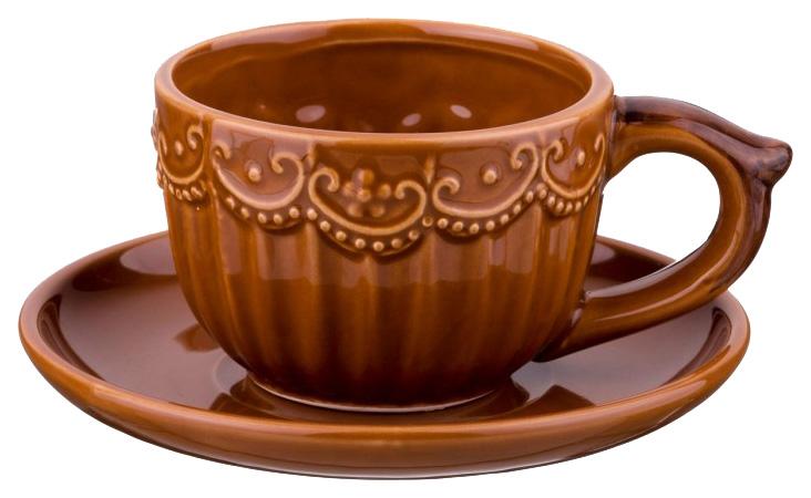 Чайный сервиз Agness каннелла 358 1249