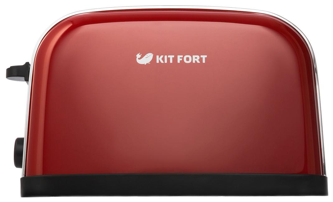 Тостер Kitfort КТ 2014 3 Red