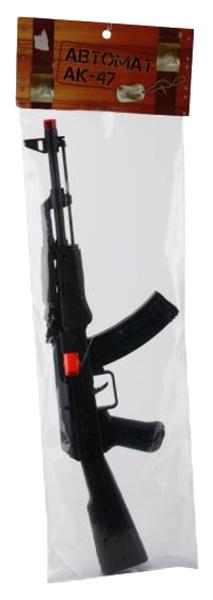 Купить Игрушечное оружие Играем Вместе Автомат-трещотка B1312400-R, Стрелковое игрушечное оружие