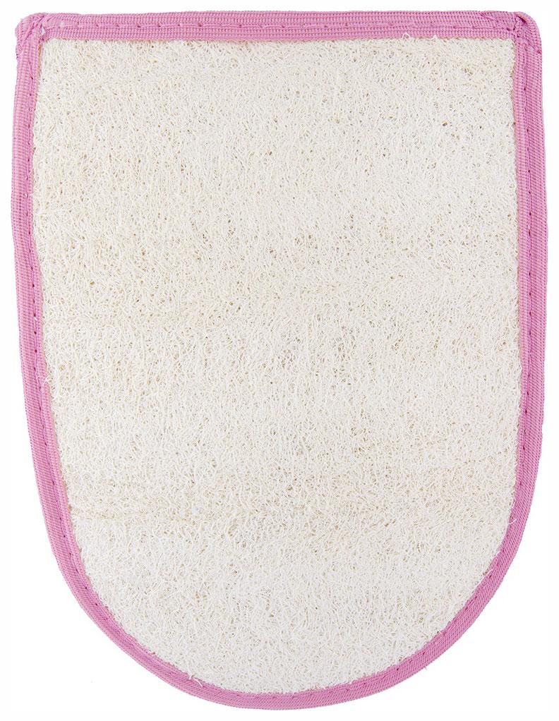 Мочалка для тела Vival Рукавица двухсторонняя массажный материал+люфа