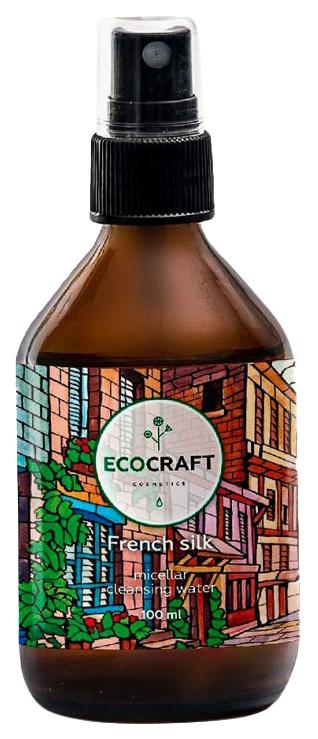 Купить Мицеллярная вода EcoCraft French silk 100 мл