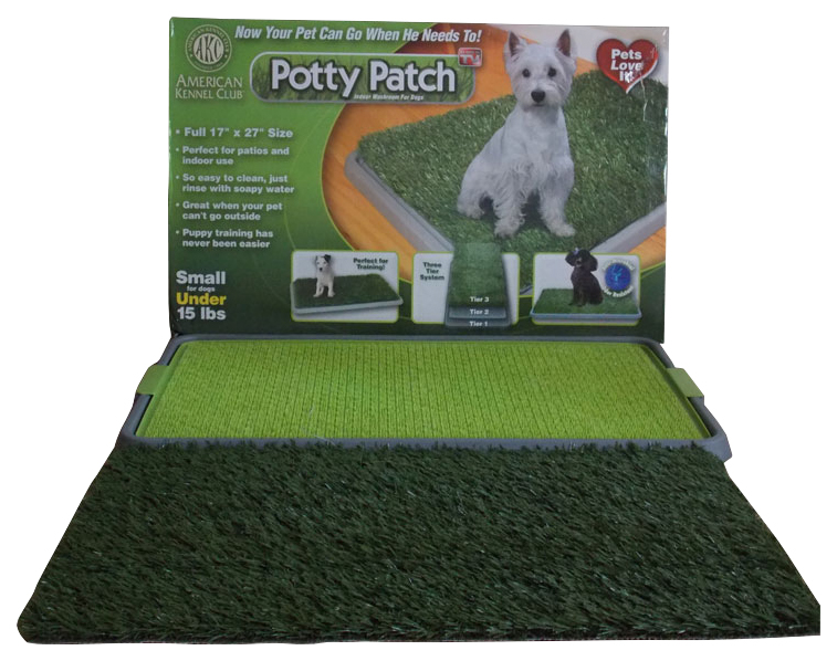 Лоток для собак Pet Park Potty Patch 67,5х42