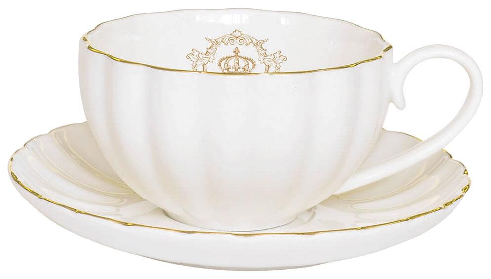 Чайная пара EASY LIFE White Royal R1282/WITE