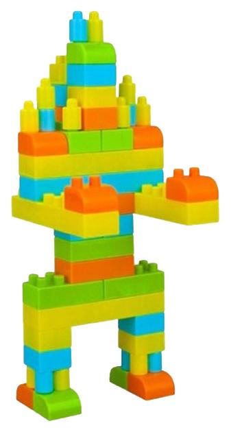 Купить Конструктор для малышей Pilsan Intelligence №2, 90 деталей, Детские конструкторы