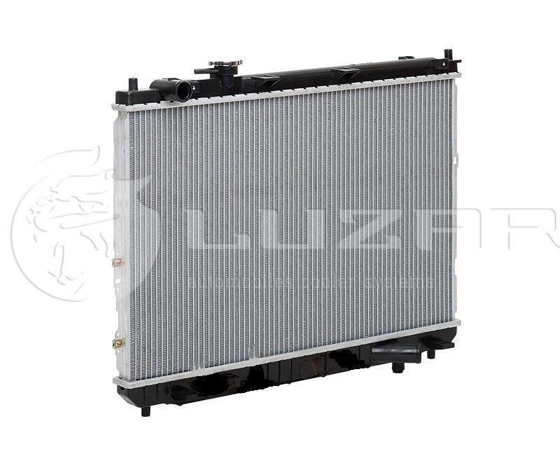 Радиатор охлаждения для а/м kia carens (99-) mt (lrc 08fa) Luzar LRc 08FA фото