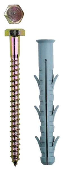 Дюбель рамный Зубр 4-301475-10-135 10 x 135 мм, 50 шт фото