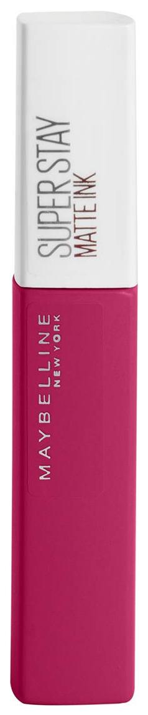 Помада Maybelline City Edition Super Stay Matte Ink Lipstick 120 Artist 5 мл