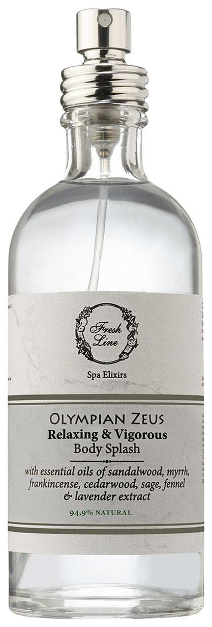 Средство для тела Fresh Line Олимпийский Зевс