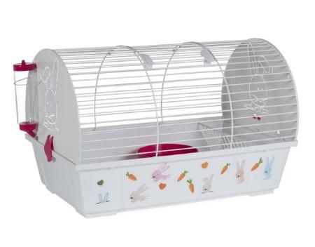 Клетка для крыс, морских свинок, мышей, хомяков Voltrega 37.5х36х58см