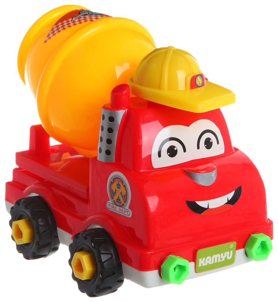 Купить Строительная машинка Shenzhen toys Конструктор экскаватор 3 в 1 s В44600, Игрушечные машинки