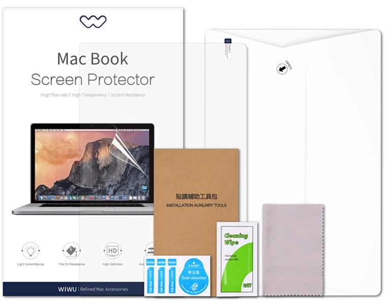 Защитная пленка на экран Wiwu для MacBook