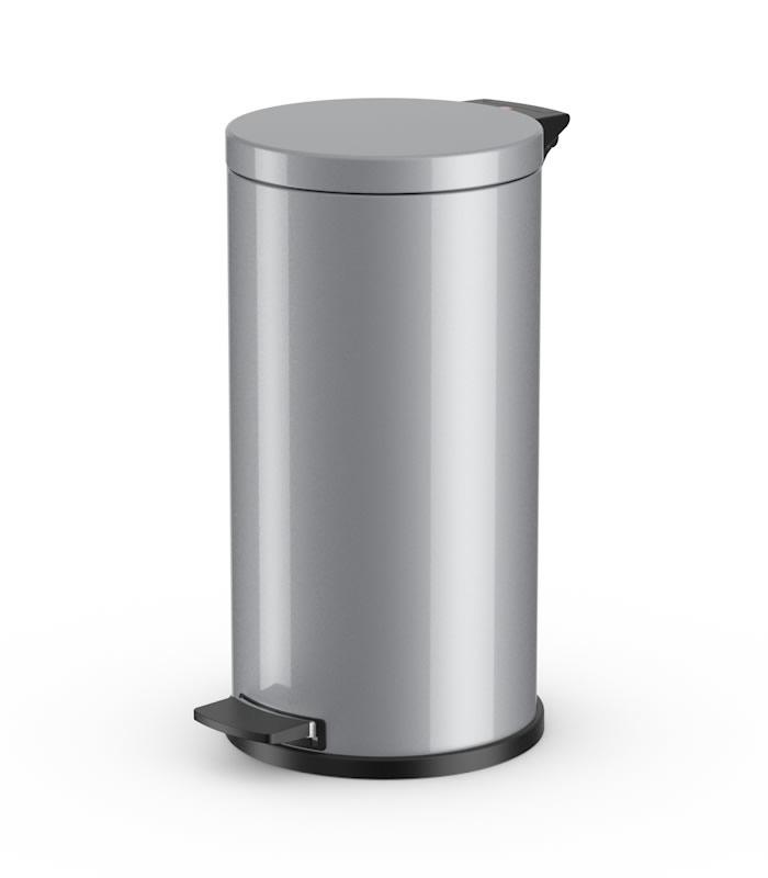 Мусорный контейнер Hailo ProfiLine Solid L