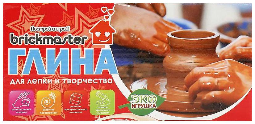 Глина для детского творчества Brickmaster 1000 г.