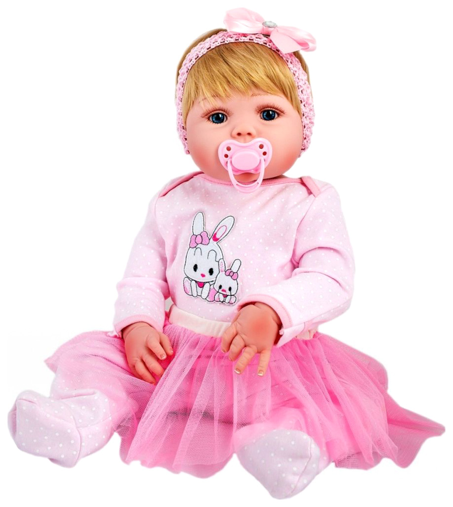 Кукла Reborn-Kids Ника