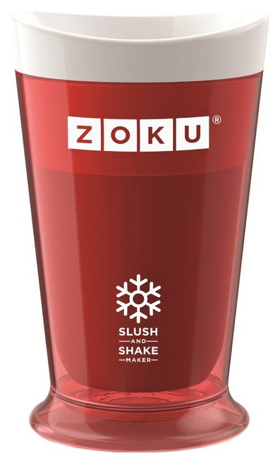Форма для холодных десертов Zoku Slush #and# Shake Maker Красный