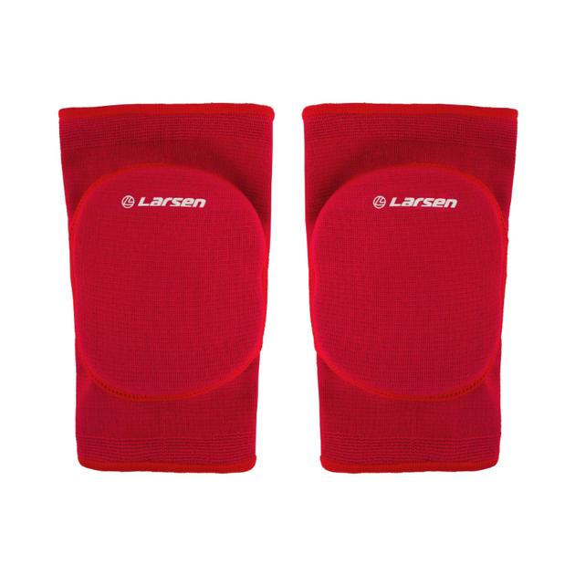 Защитные наколенники Larsen 745B красные S