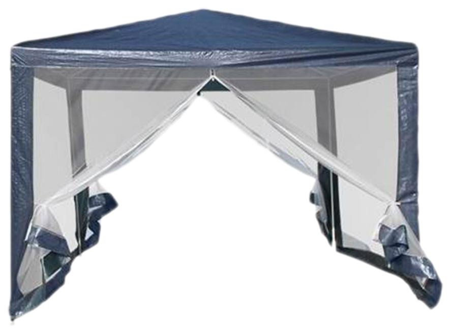 Садовый шатер Afina AFM-1040NB Blue 300 х 300 см