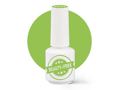 Купить Гель-лак для покрытия ногтей BEAUTY-FREE Spring Picnic №203 Сачок для бабочек, 8 мл