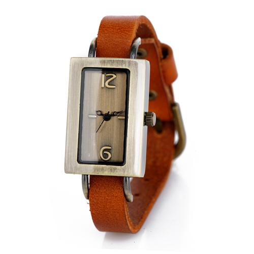 Часы Kawaii Factory Remembrance оранжевые