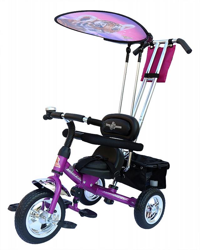 Велосипед детский Lexus Trike Volt MS-0575 фиолетовый
