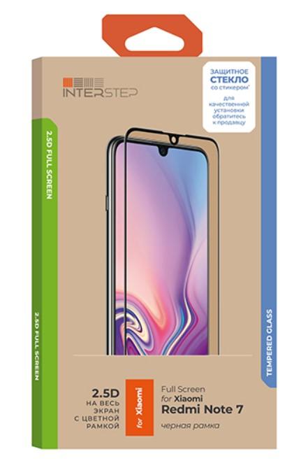 Стекло InterStep для Xiaomi Redmi Note 7