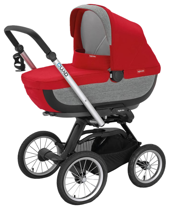 Купить Коляска для новорожденного Inglesina Quad AB60G0SHR + AE64G0000 Sahara, Коляски для новорожденных