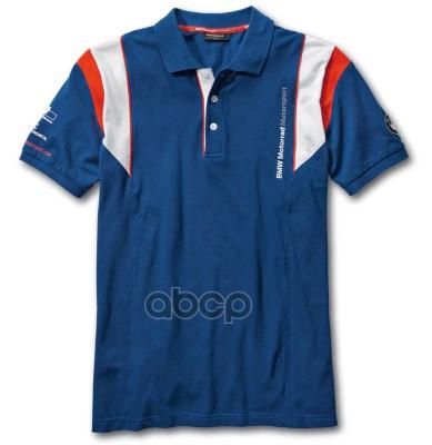 рубашка поло BMW 76628560942 motorsport мужская 2xl