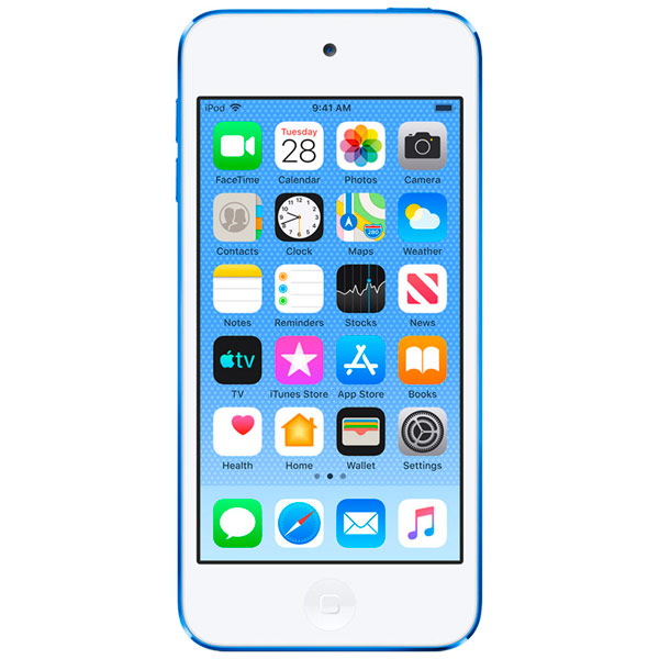 APPLE IPOD TOUCH 256GB BLUE (MVJC2RU/A)