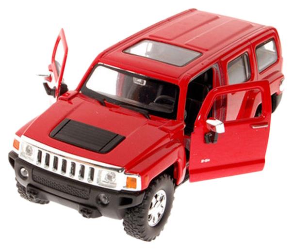 Купить Внедорожник Пламенный мотор Hummer H3, Игрушечные машинки