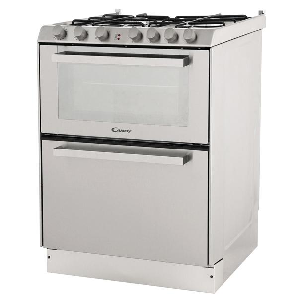 Газовая плита (60 см) с посудомоечной машиной