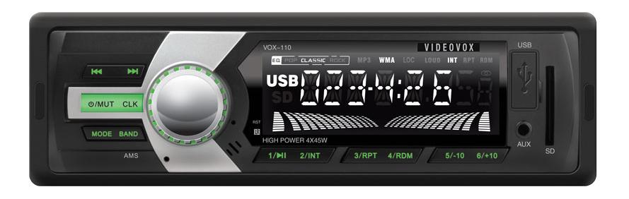 USB-Автомагнитола Videovox VOX-110