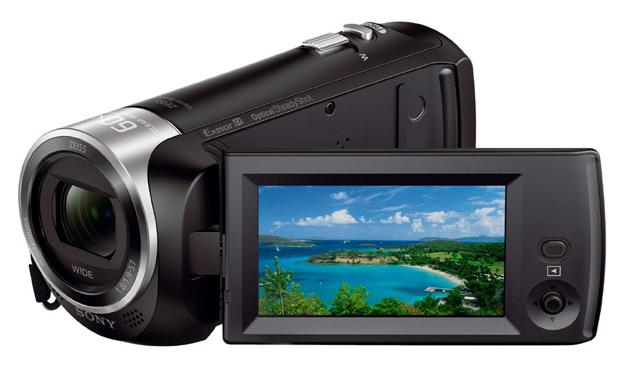 Видеокамера цифровая Full HD Sony HDR-CX405 Black