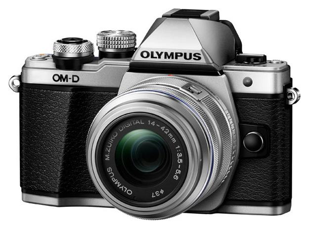 Фотоаппарат системный Olympus E M10 Mark