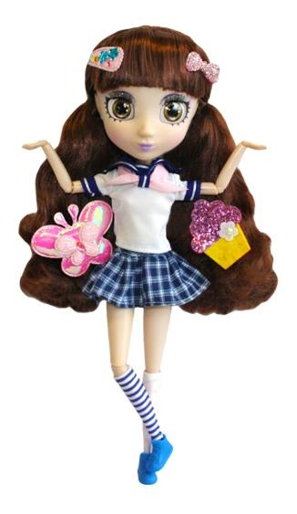 Купить Кукла Shibajuku Girls Намика, 33 см, Классические куклы
