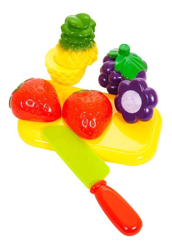 Купить Помогаю Маме, Помогаю маме. набор продуктов для резки pt-00282(wz-a0380), ABtoys, Игрушечные продукты