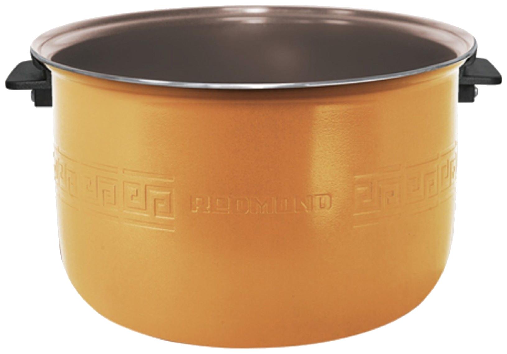 Чаша для мультиварки Redmond RB-C515 Золотистый, черный