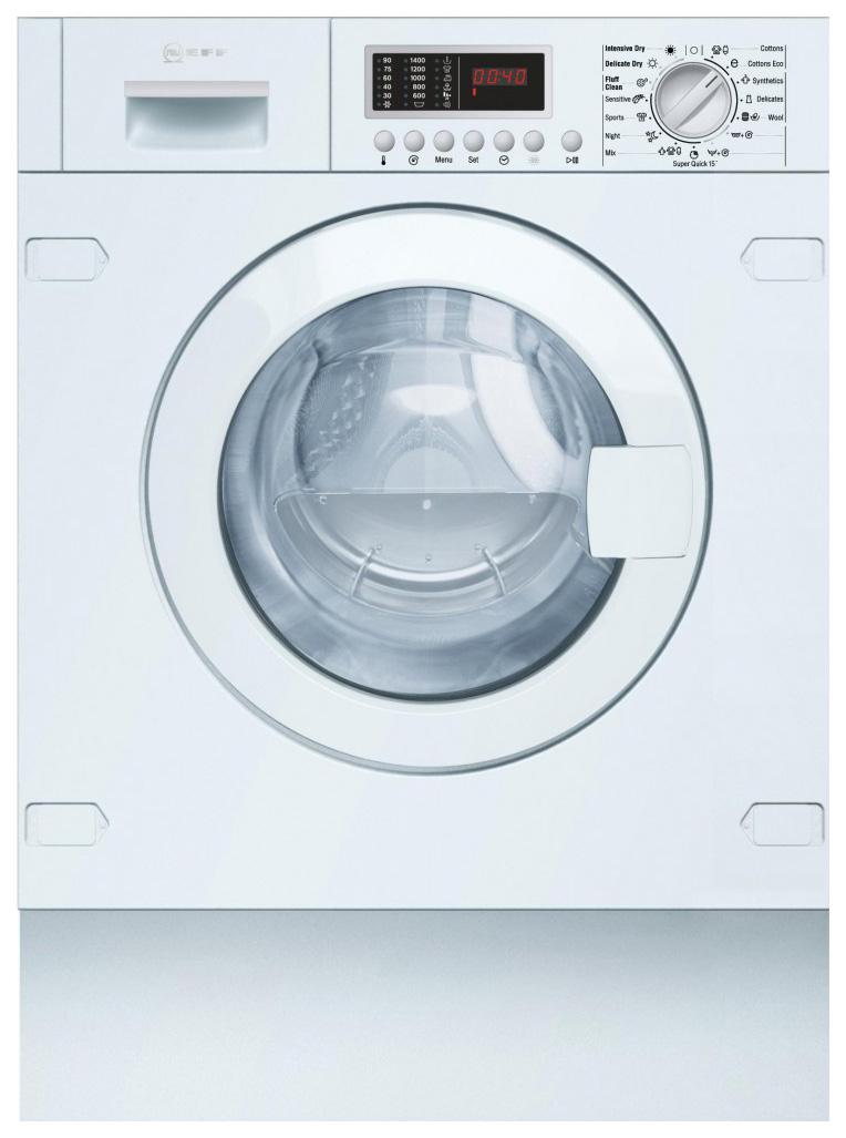 Встраиваемая стиральная машина Neff V6540X1OE