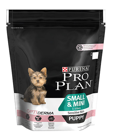 PRO PLAN OPTIDERMA SMALL #AND# MINI PUPPY  фото